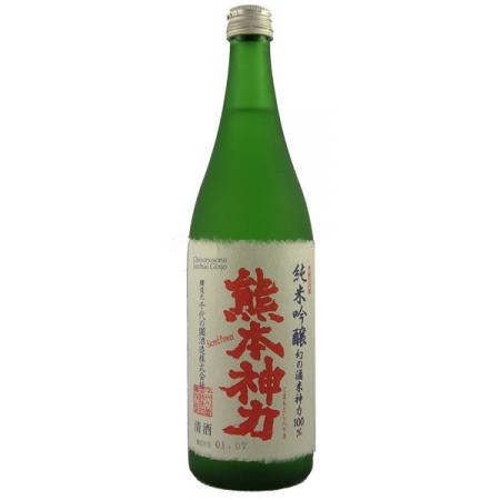 Chiyonosono Sacred Power Junmai Ginjo Sake  NV 720ml