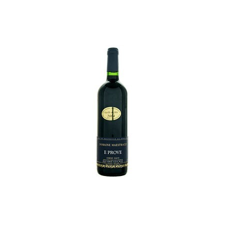 Domaine Maestracci Vin De Corse Calvi E Prove  2012 750ml