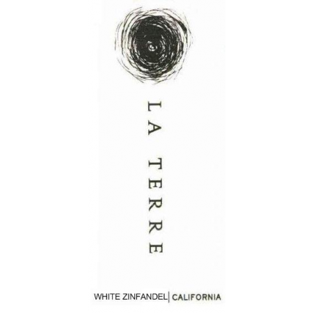 La Terre Cellars White Zinfandel   750ml