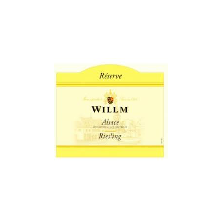 Alsace Willm Riesling  2012 750ml