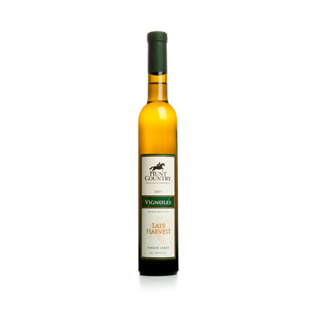 Hunt Country Vignoles Late Harvest  2007 375ml