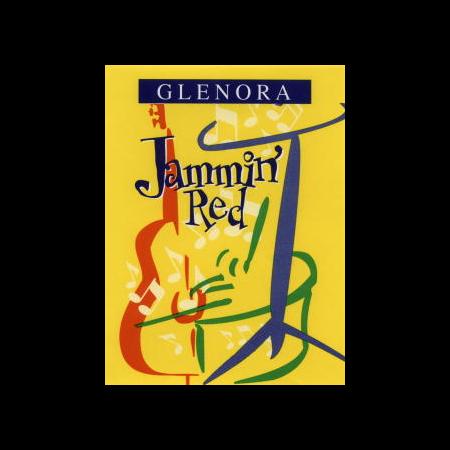 Glenora Jammin Red  NV 750ml