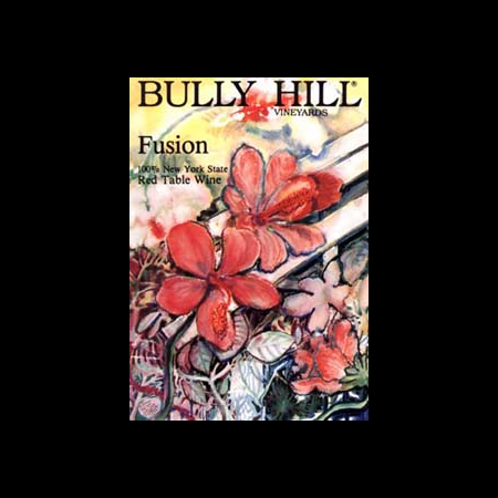 Bully Hill Fusion  NV 750ml