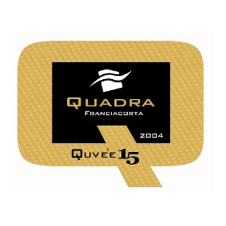Quadra Franciacorta Docg Brut Q15  2004 750ml