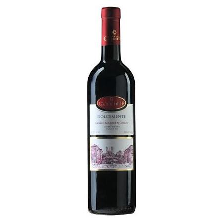 Cantina Gabriele Dolcemente Red Semi Sweet (Kosher)  2012 375ml