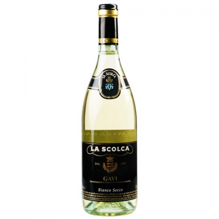 La Scolca Gavi Dei Gavi (Black Label)  2012 750ml