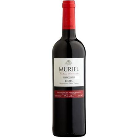 Bodegas Muriel Rioja Seleccion  2011 750ml