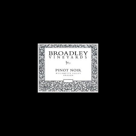 Broadley Pinot Noir Estate  2012 750ml