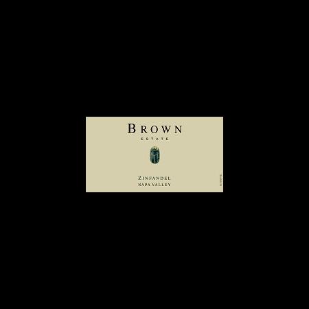 Brown Estate Vineyards Zinfandel Napa Valley  2012 750ml