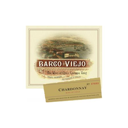 Barco Viejo Chardonnay  2013 750ml