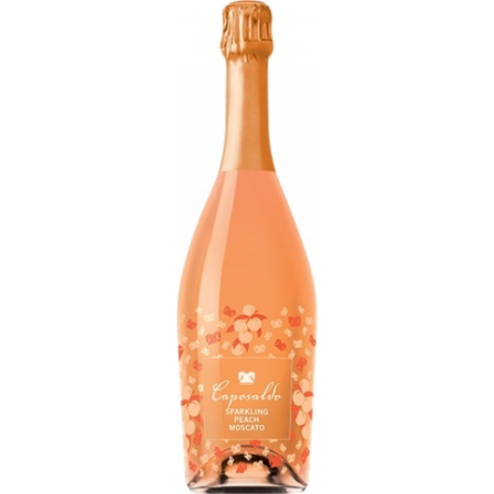 Caposaldo Sparkling Peach Moscato   750ml