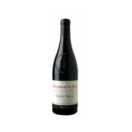 Brotte Chateaunuef Du Pape Veilles Vignes  2011 750ml