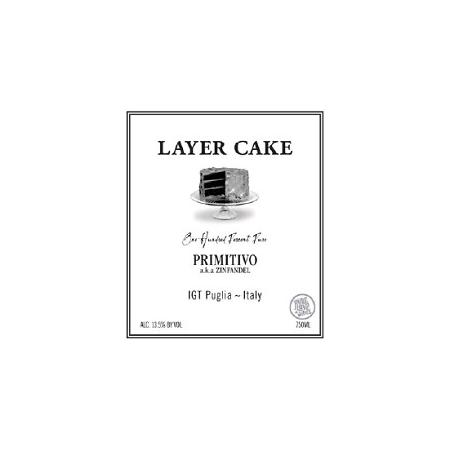 Layer Cake Primitivo   750ml