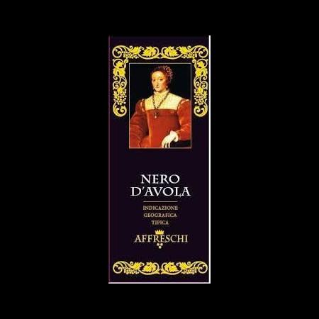 Affreschi Nero D'avola  2012 750ml