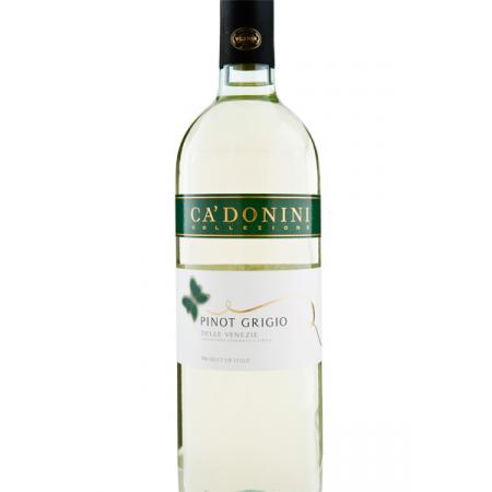 Cadonini Pinot Grigio  2013 750ml
