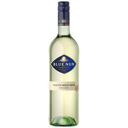 Blue Nun Medium White Wine   750ml
