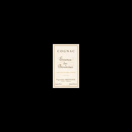 Grateaud Cognac Essence Des Borderies 10-19 Yrs Old  NV 750ml