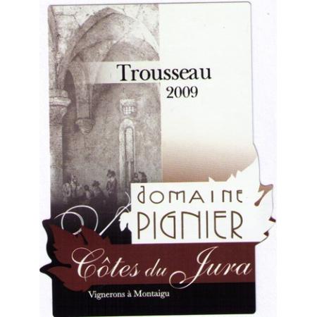 Pignier Cotes Du Jura Trousseau  2012 750ml