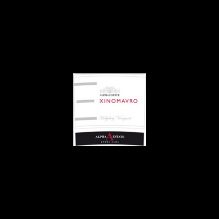 Alpha Estate Xinomavro Hedgehog Vineyard  2010 750ml