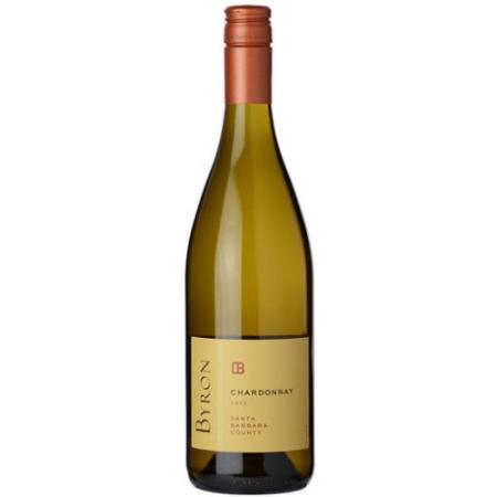 Byron Chardonnay Santa Barbara County  2012 750ml