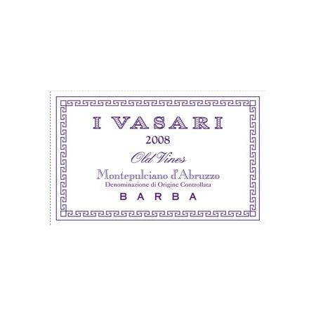 Barba Montepulciano D'abruzzo Vasari  2011 750ml