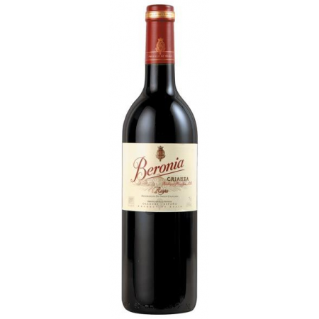 Bodegas Beronia Rioja Crianza  2010 750ml