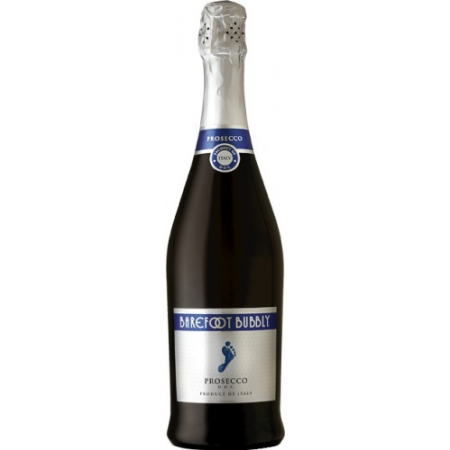 Barefoot Cellars Bubbly Prosecco   750ml