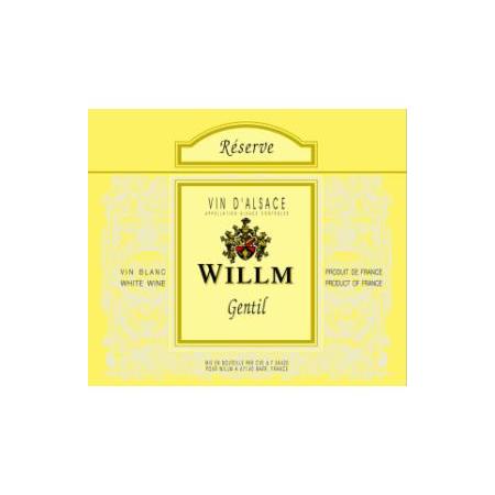 Alsace Willm Gentil  2013 750ml
