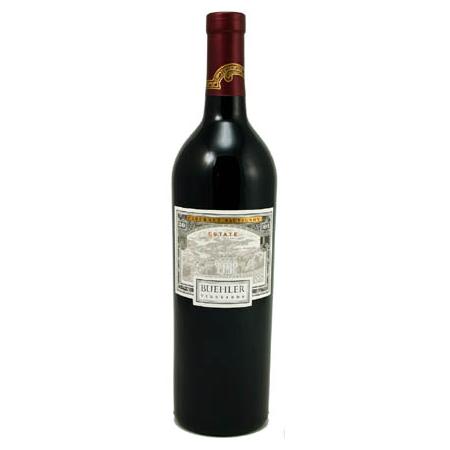 Buehler Vineyards Cabernet Sauvignon  2012 750ml