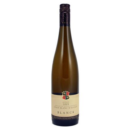 Paul Blanck Pinot Blanc D'alsace  2013 750ml