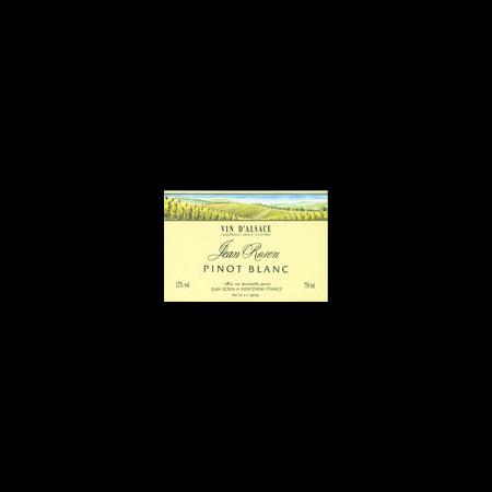 Jean Rosen Pinot Blanc  2013 750ml