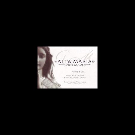 Alta Maria Vineyards Pinot Noir  2011 750ml