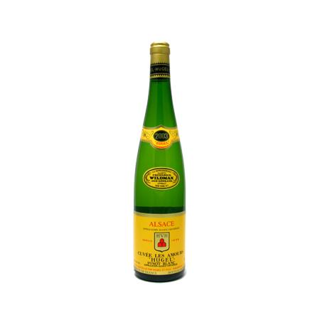 Hugel Et Fils Pinot Blanc Cuvee Les Amours  2012 750ml