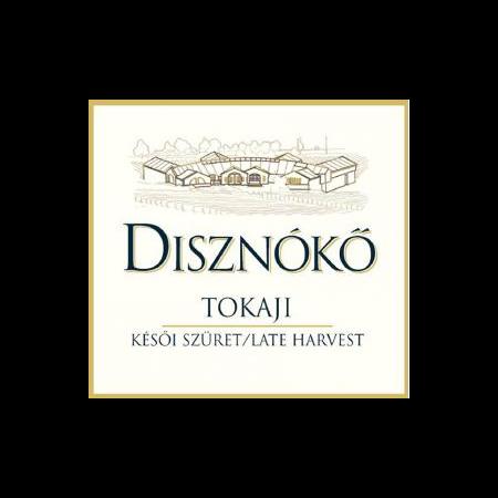 Disznoko Tokaji Late Harvest Sweet  2012 500ml