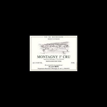 Alain Roy Montagny 1er Cru  2012 750ml
