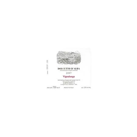 Albino Rocca Dolcetto D'alba Vignalunga  2013 750ml
