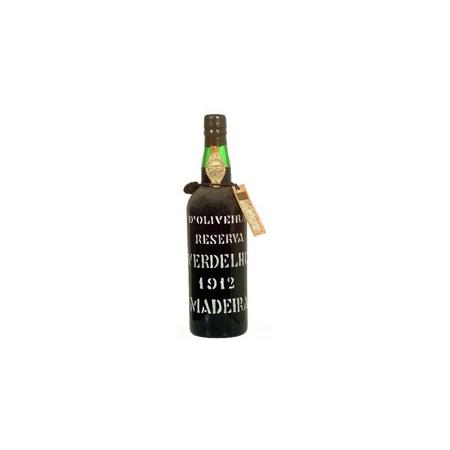 D'oliveira Verdelho  1912 750ml