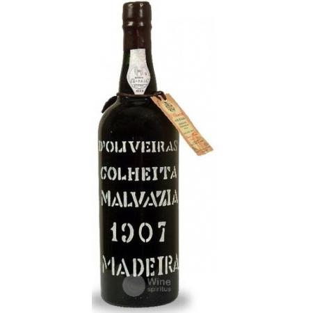 D'oliveira Malvasia  1989 750ml