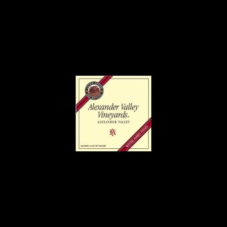 Alexander Valley Merlot  2012 375ml