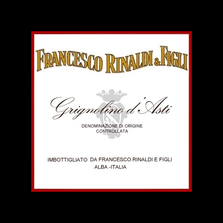 Francesco Rinaldi Grignolino D'asti  2013 750ml