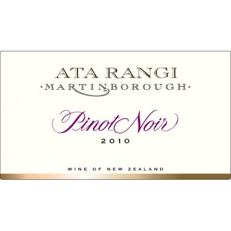 Ata Rangi Pinot Noir  2012 750ml