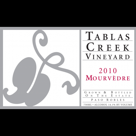 Tablas Creek Mourvedre  2011 750ml