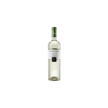 Carta Vieja Sauvignon Blanc  2014 750ml