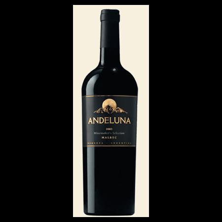 Andeluna Cellars Malbec Winemakers Selection  2013 750ml