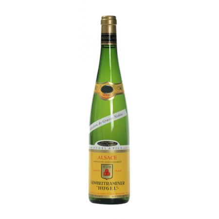 Hugel Et Fils Tokay Pinot Gris Selection De Grains Nobles  1998 375ml