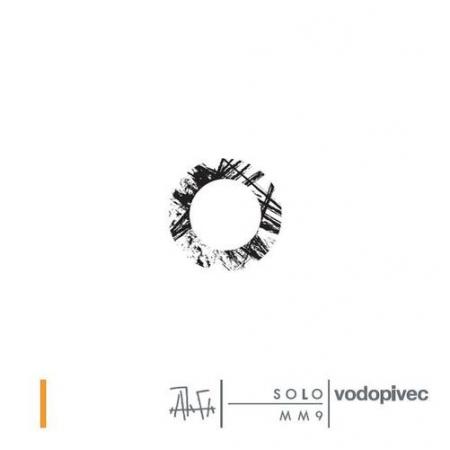 Vodopivec Solo Mm9  2009 750ml