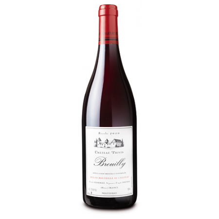 Chateau Thivin Brouilly  2013 750ml