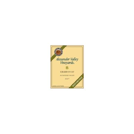 Alexander Valley Chardonnay  2013 750ml