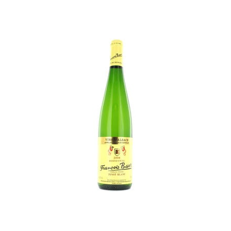 Francois Baur Pinot Blanc Herrenweg  2013 750ml
