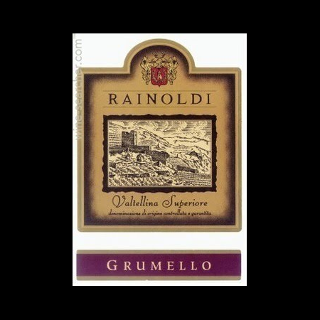 Aldo Rainoldi Grumello  2011 750ml